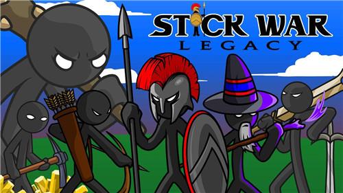 火柴人战争无限钻石版游戏免费下载