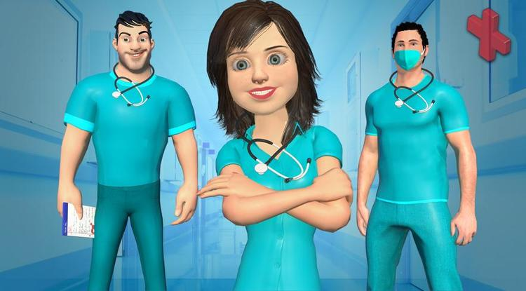 梦想医院虚拟医生免费版下载
