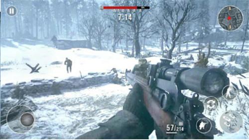 前线战场:冬季狙击手破解版下载