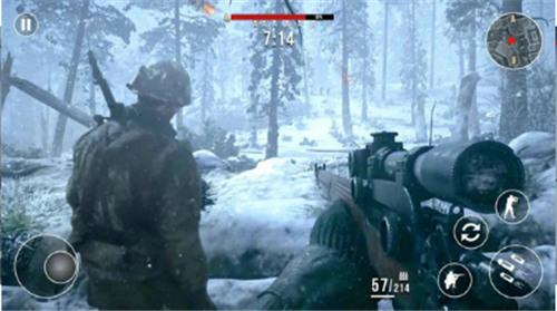前线战场:冬季狙击手安卓版下载