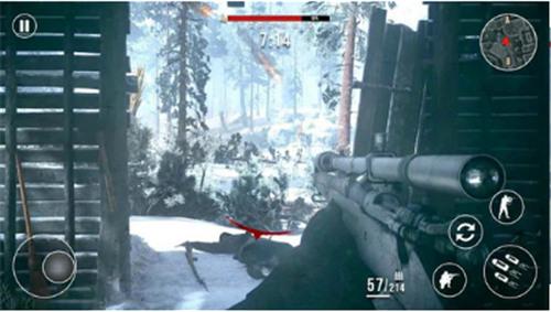 前线战场:冬季狙击手单机版下载