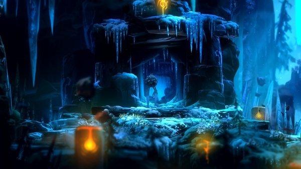 奥日与黑暗森林最新版下载