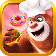 熊出没美食餐厅无限金币和钻石破解版2020