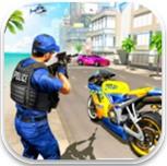 美国警察摩托追逐安卓破解版