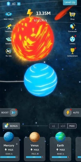 放置宇宙星球安卓版下载
