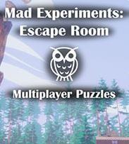 疯狂实验密室逃脱完整版