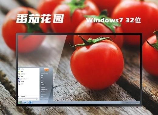 番茄花园ghost win7 32位优化纯净版v0617