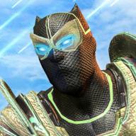 飞豹机器人英雄格斗破解版