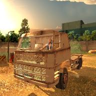 卡车驾驶模拟器